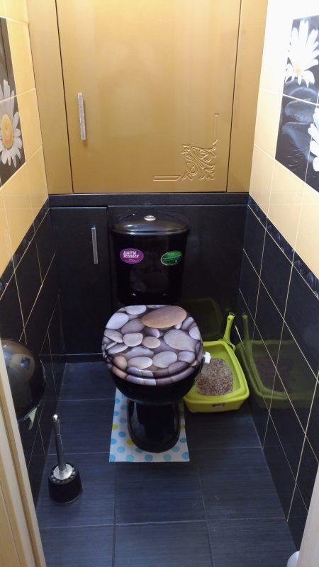Туалет Ремонт