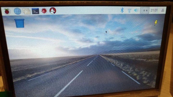 Малинка: настройка 5″ дюймового экрана с тачскрином. XPT2046